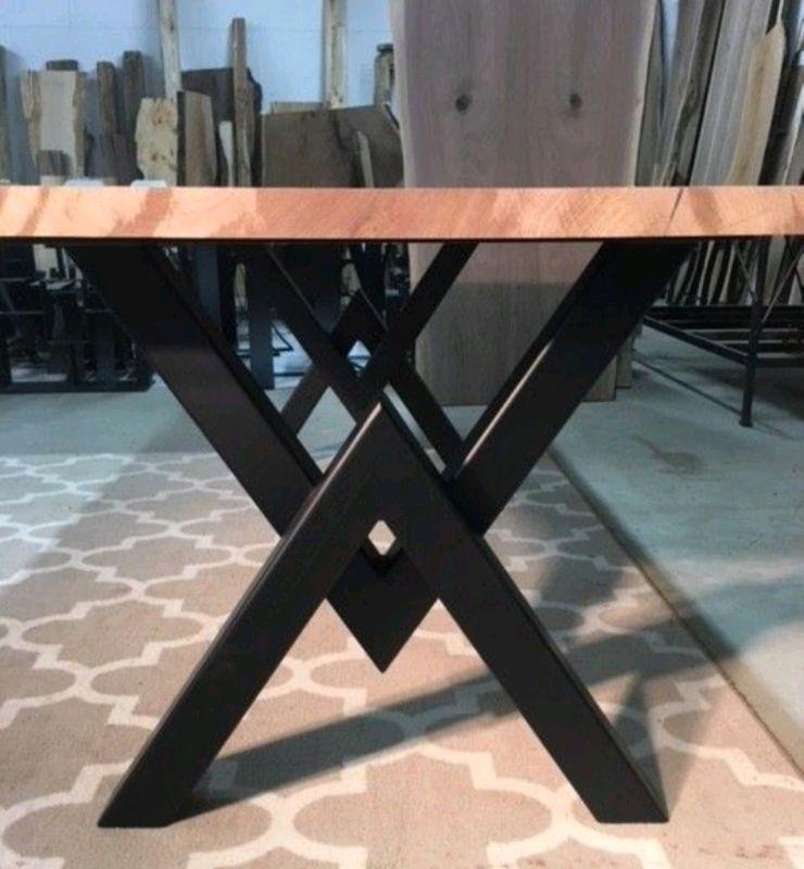 Изготовлением столов любой сложности в стиле лофт - Фото 19