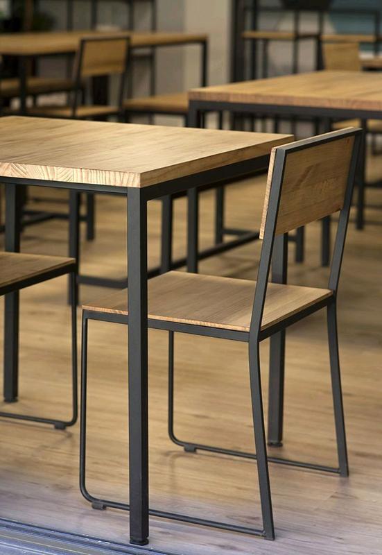 Изготовлением столов любой сложности в стиле лофт - Фото 17