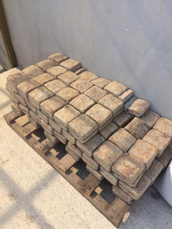 Брусчатка, искусственный камень, тротуарная плитка