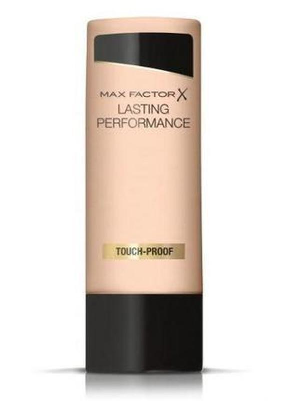 Max factor lasting performance,тональный крем