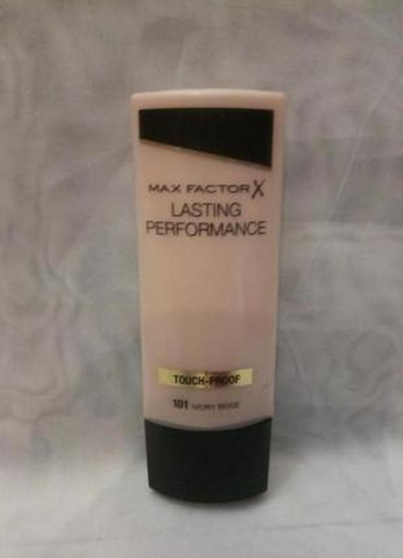 Max factor lasting performance,тональный крем - Фото 2