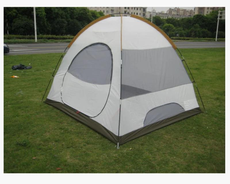 Двухместная палатка Green Camp 1503 - Фото 2