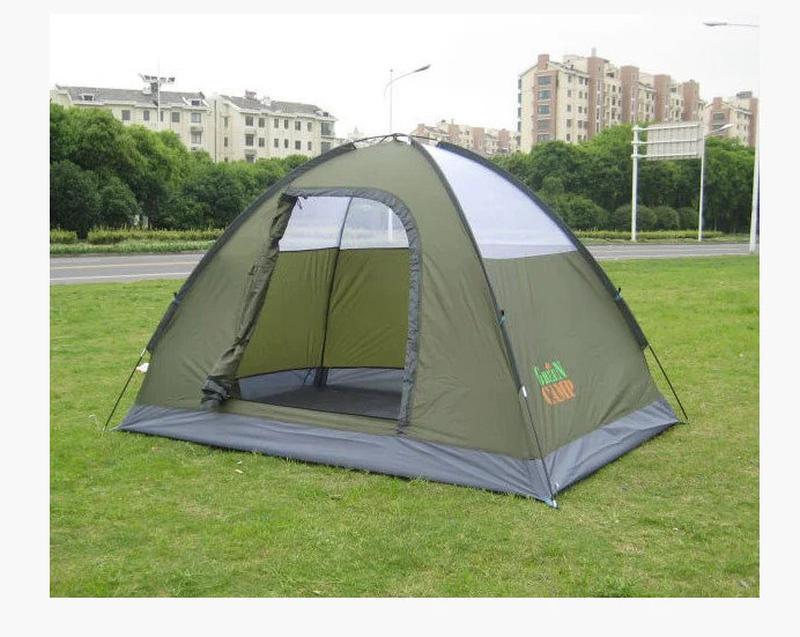 Двухместная палатка Green Camp 3005 - Фото 3