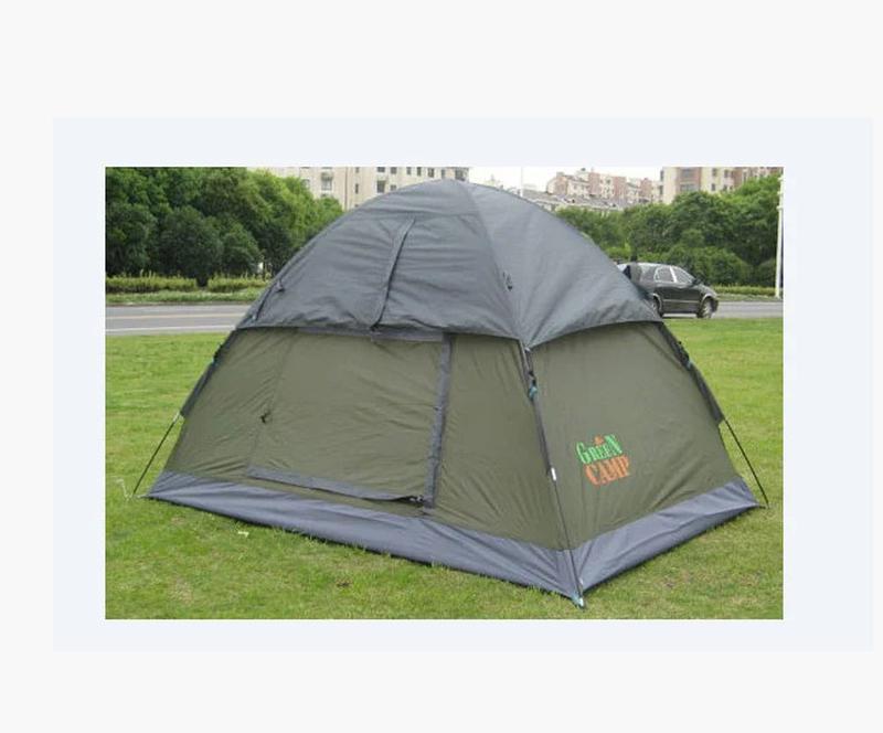 Двухместная палатка Green Camp 3005 - Фото 2