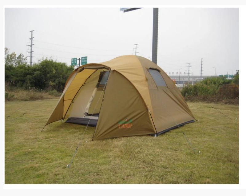 Четырехместная палатка Green Camp 1004 - Фото 2