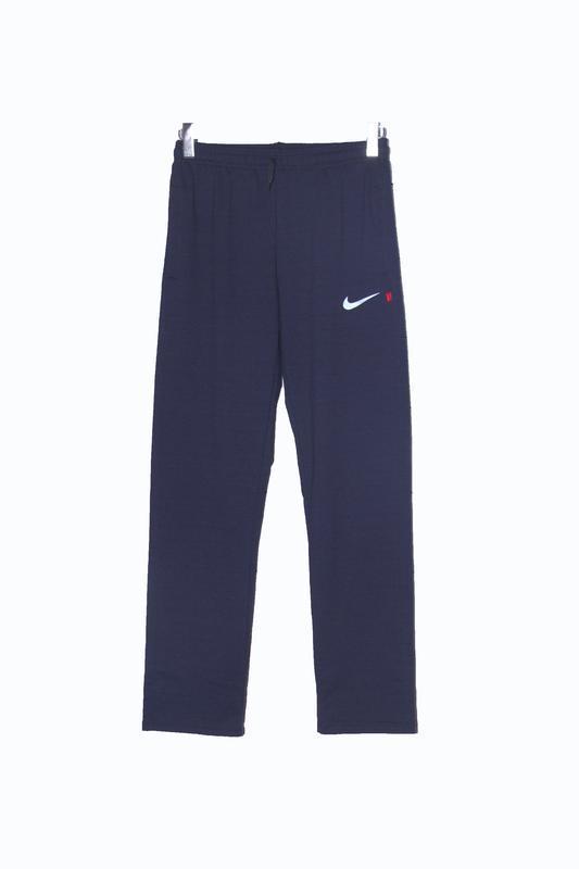 Мужские темно-синие спортивные штаны/брюки nike