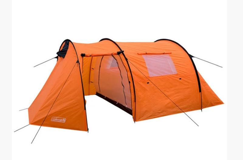 Палатка трехместная Coleman 1908 - Фото 3