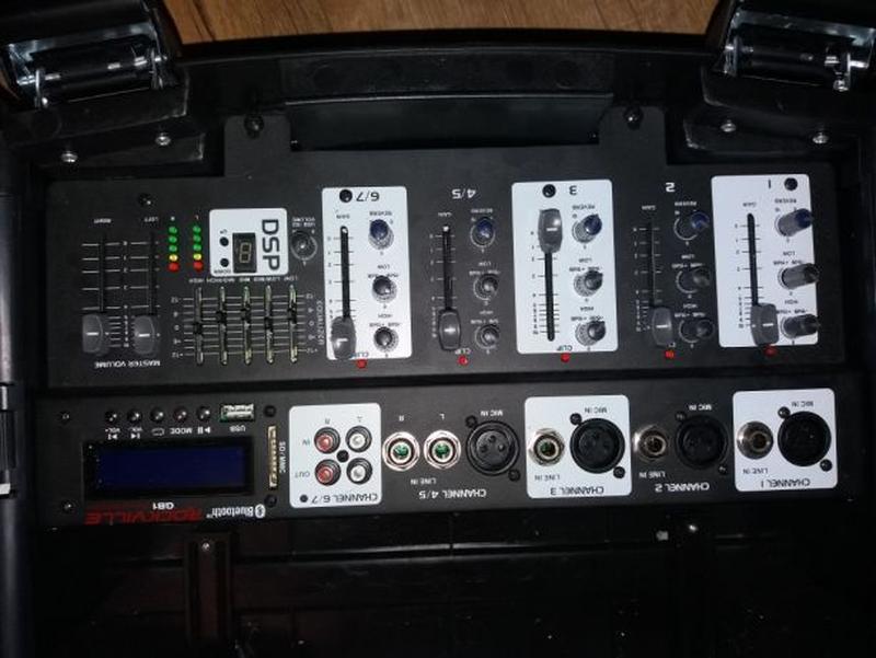 Акустическая систем Rockville GB1 - Фото 5