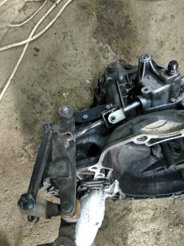 Коробка передач 90522000 Ф18 Вектра 1.8 2.0 КПП F18 Vectra B - Фото 2