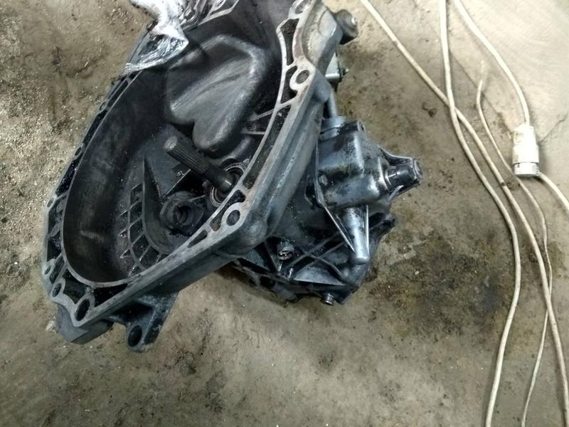Коробка передач 90522000 Ф18 Вектра 1.8 2.0 КПП F18 Vectra B - Фото 3