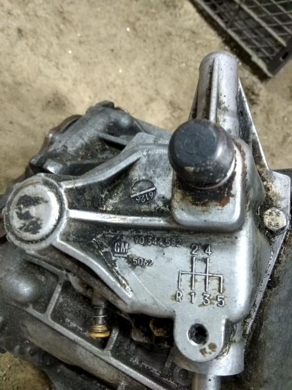 Коробка передач 90522000 Ф18 Вектра 1.8 2.0 КПП F18 Vectra B - Фото 6