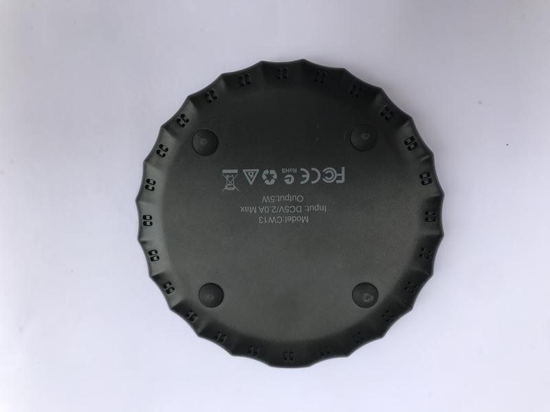 Беспроводное зарядное устройство HOCO CW13 - Фото 5