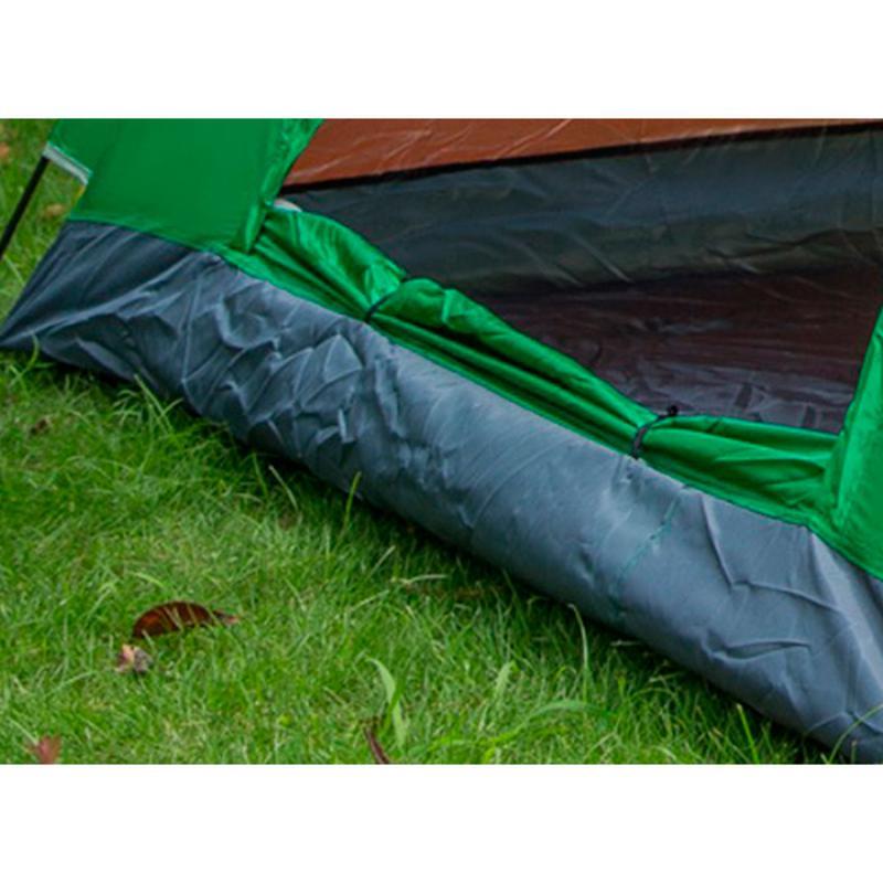 Палатка-автомат Leomax 4-х местная с автоматическим каркасом - Фото 4