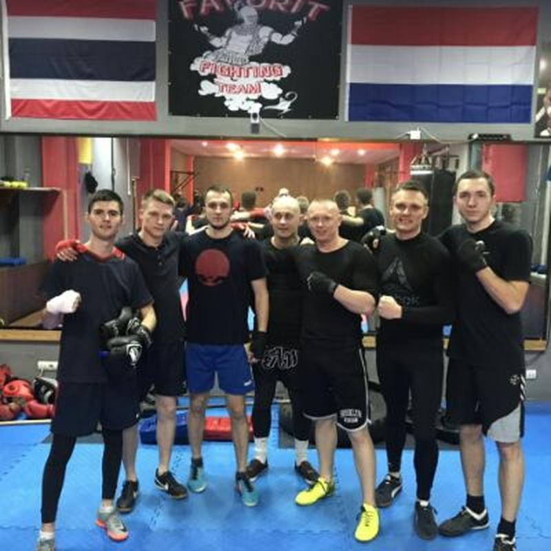 Персональные тренировки по боксу, кикбоксину, и тайскому боксу