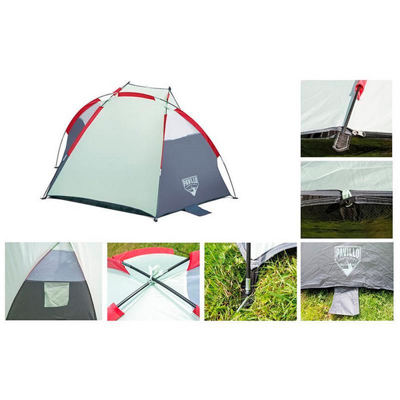 Пляжный тент-палатка 2-х местная Bestway Ramble 68001 - Фото 3