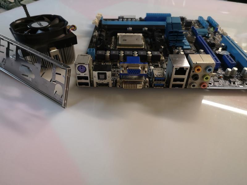 M4A88T-M+AMD Phenom II X4 840 - Фото 2
