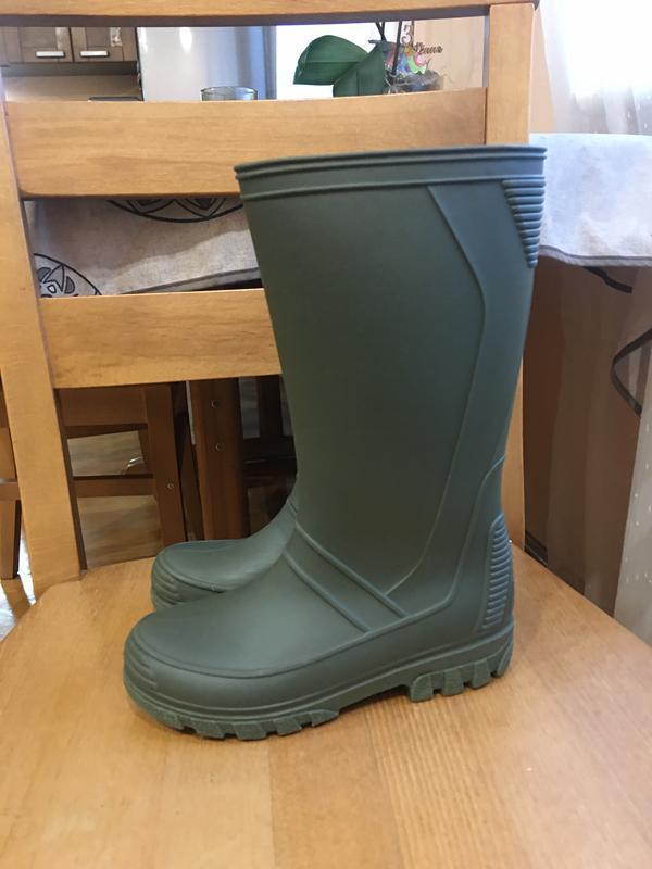 Резиновые сапоги резинові чобітки гумаки 28-29 р. 28 см.