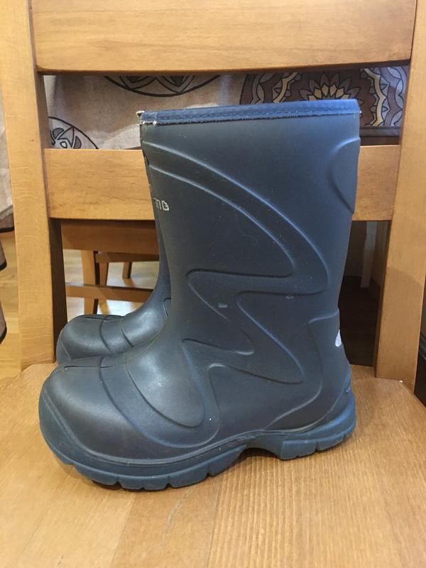 Резиновые сапоги резинові чобітки 18 см.