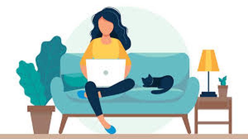 Для жінок будь-якого віку робота онлайн