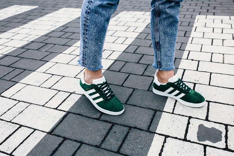 Кроссовки женские 💥 adidas gazelle 💥 кроссовки адидас - Фото 2