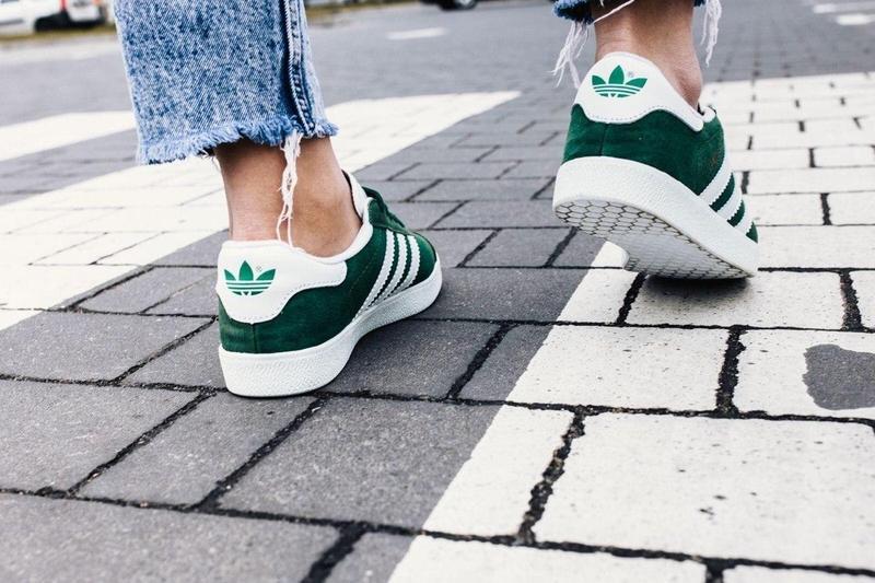 Кроссовки женские 💥 adidas gazelle 💥 кроссовки адидас - Фото 4