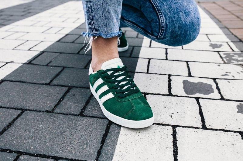 Кроссовки женские 💥 adidas gazelle 💥 кроссовки адидас - Фото 5