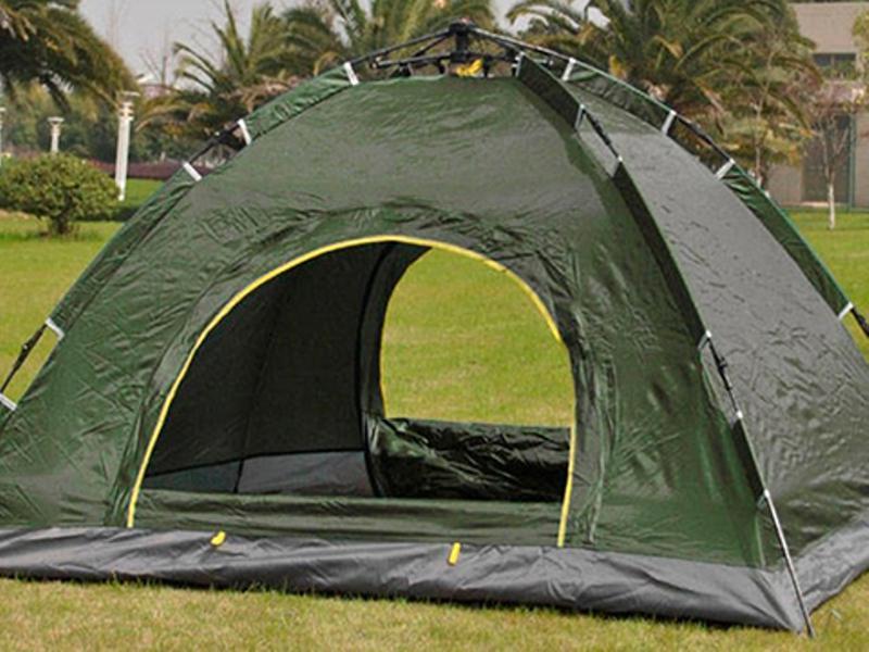 Автоматическая палатка 4 х местная, Smart Camp