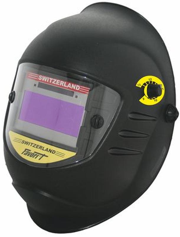 Щиток защитный лицевой сварщика НН12 CRYSTALINE EXPERT FavoriT