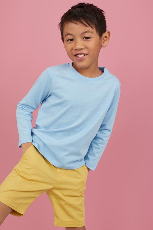 Нові стильні шорти чінос h&m розм. з 110 по 140