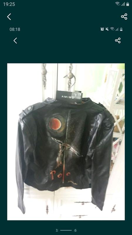 Куртка косуха - Фото 3