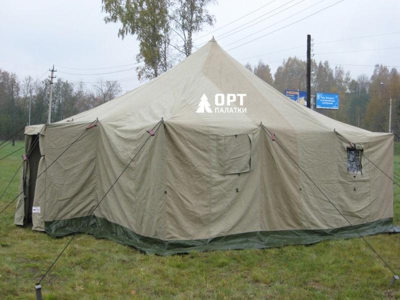 Палатка УСТ-56 - Фото 5