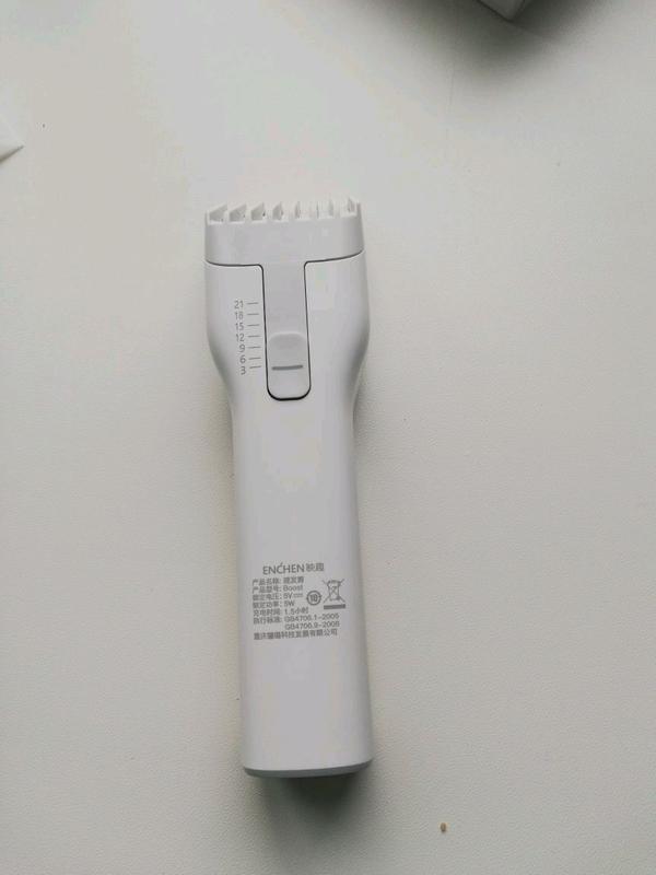 Машинка для стрижки волос Xiaomi Mi Enchen Boost - Фото 3