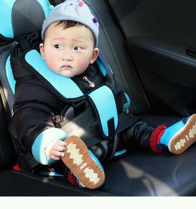 Детское автокресло бескаркасное с подголовником 9-36 кг - Фото 4