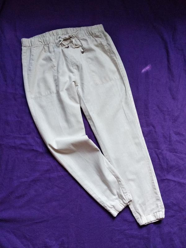 Легкие летние брюки штаны чинос