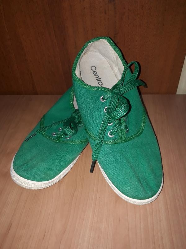 Мокасіни centro. 👠 кросівки сліпони снікерси балетки зелені ме...