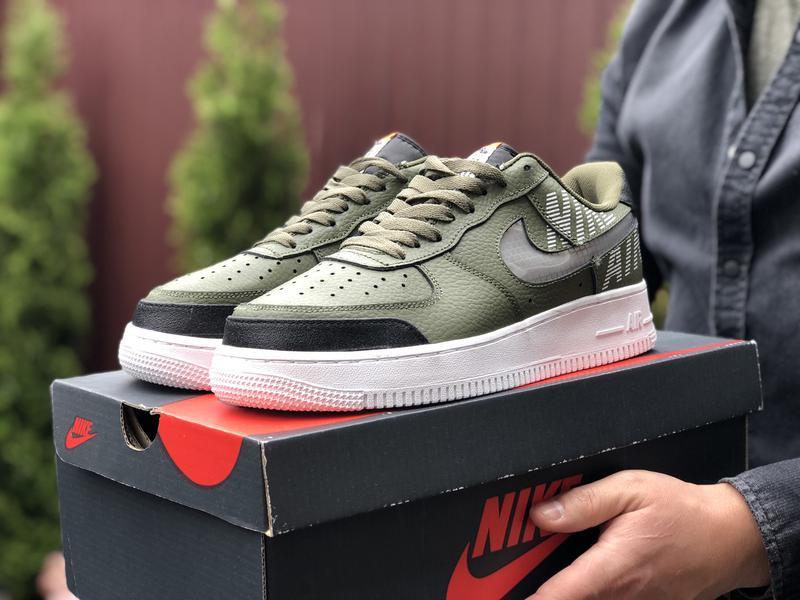 Мужские Кроссовки Nike Air Force - Фото 4