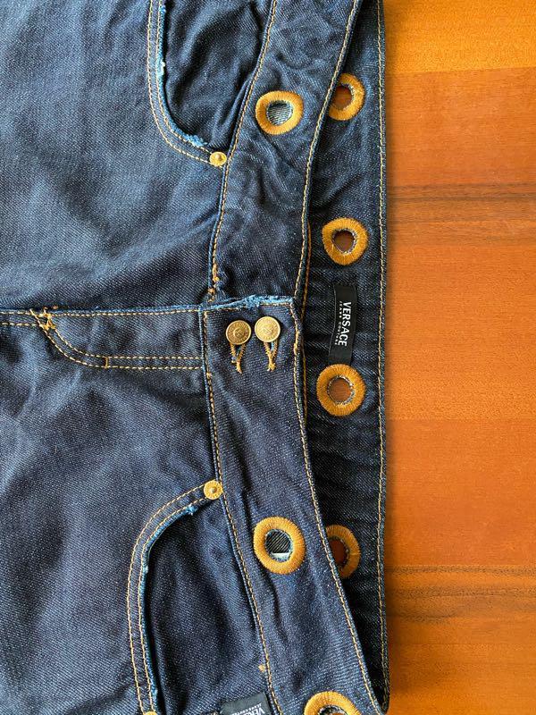 Новые джинсы Versace Jeans - Фото 6