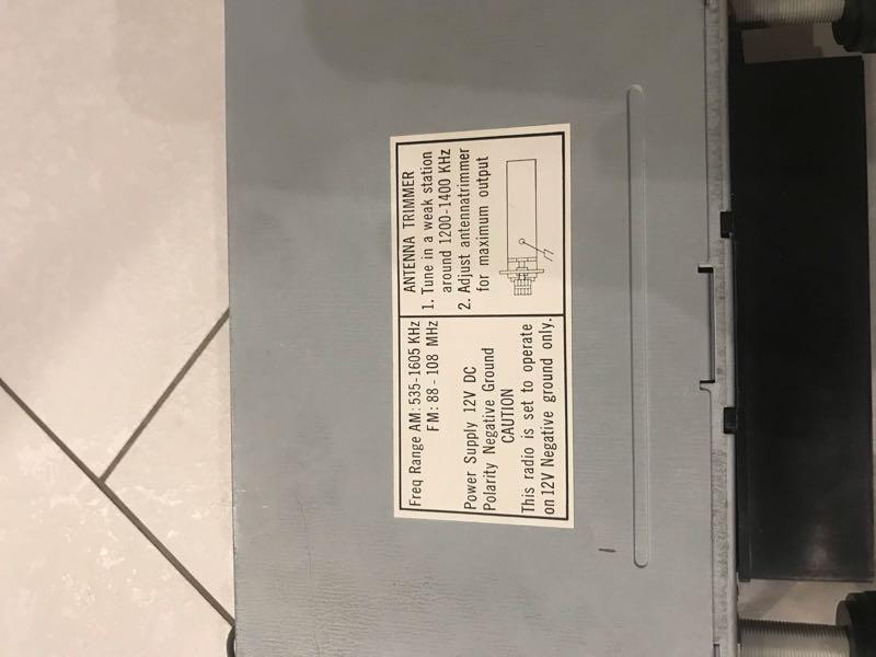 Автомагнитола ferrari с двумя колонками касетная ретро 80 х срср - Фото 3