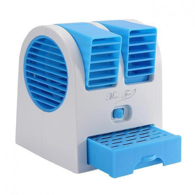 Мини кондиционер Mini Fan Conditioning Air Cooler - Фото 2
