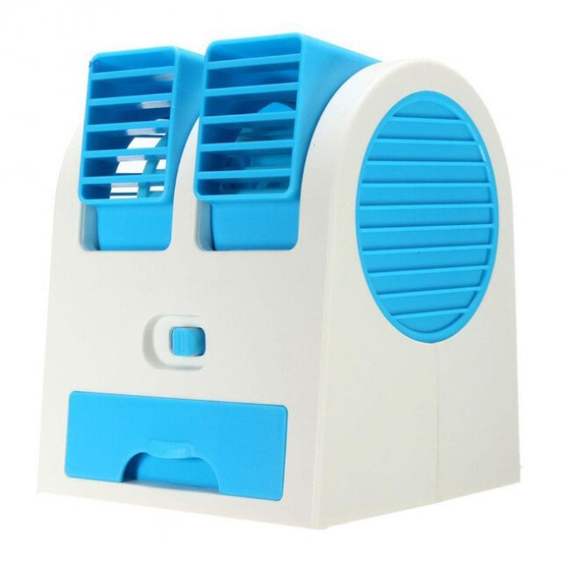 Мини кондиционер Mini Fan Conditioning Air Cooler - Фото 3