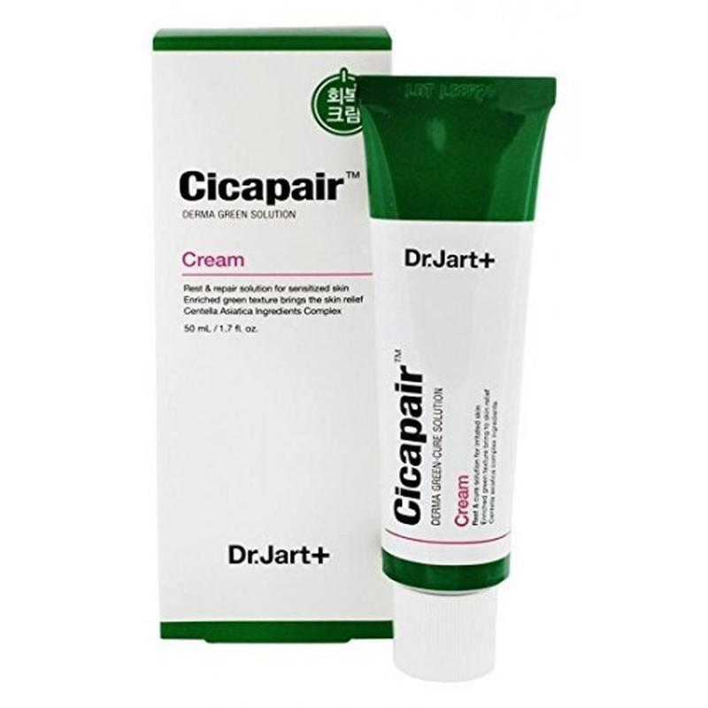 Регенерирующий крем-антистресс dr. jart+ cicapair derma green ...