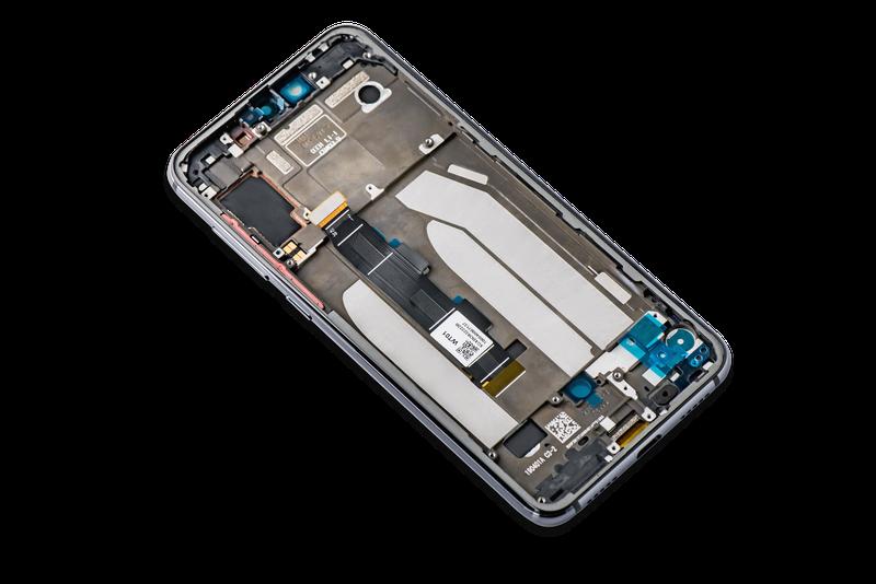 Оригинальный AMOLED дисплей в рамке Xiaomi Mi 9 SE Black