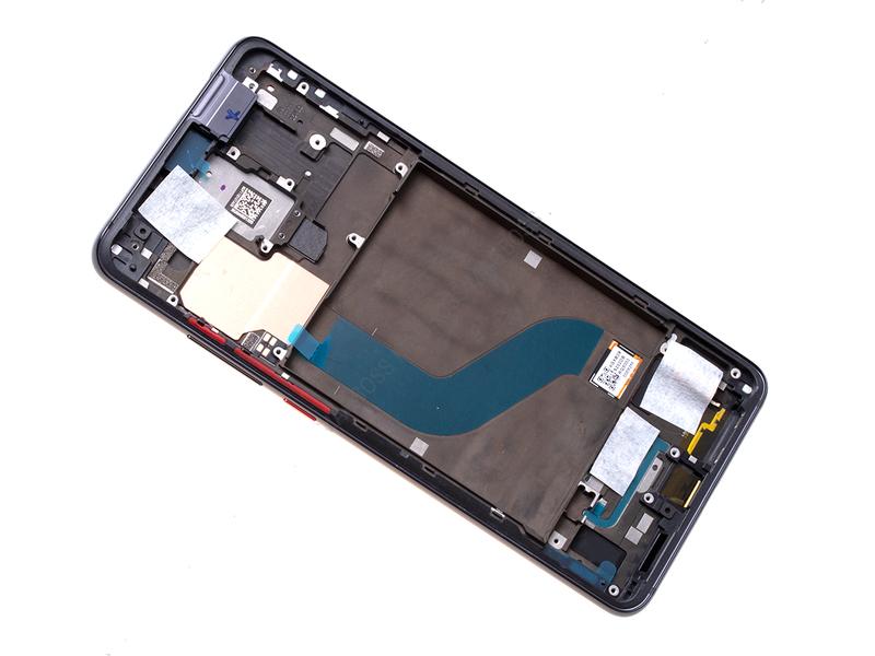 Оригинальный AMOLED дисплей в рамке для Xiaomi Mi 9T Black