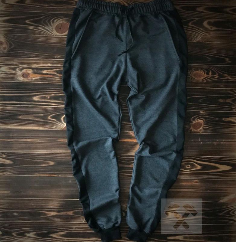 Мужские спортивные штаны - Фото 2