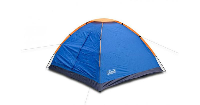 Трехместная палатка Coleman 1012