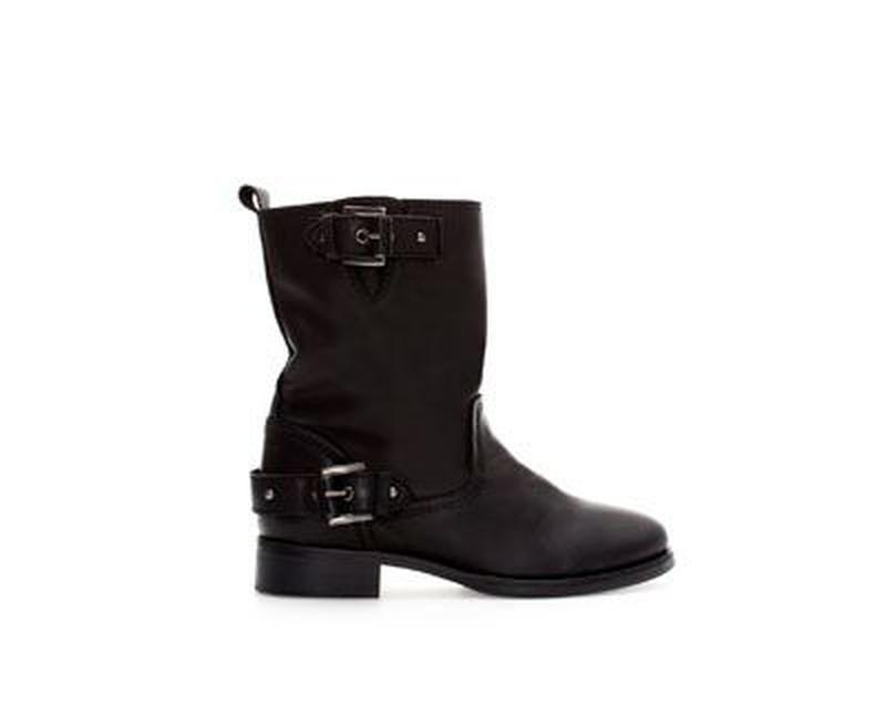 Кожаные ботинки,сапоги без застежки,из 100% кожи,39р(26см стел...