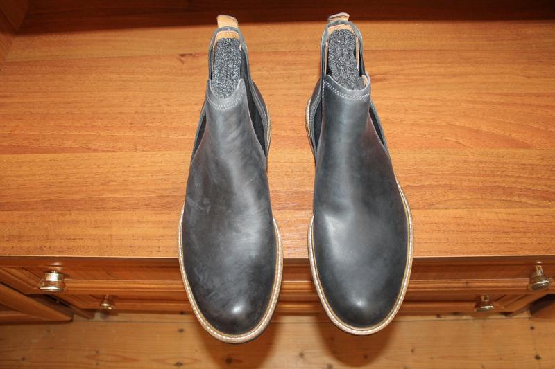 Новые ботинки ecco оригинал - Фото 2