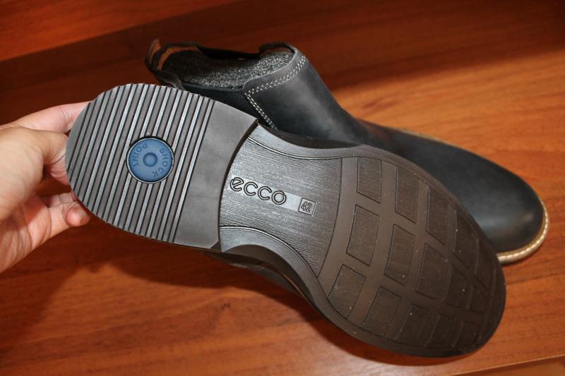 Новые ботинки ecco оригинал - Фото 3