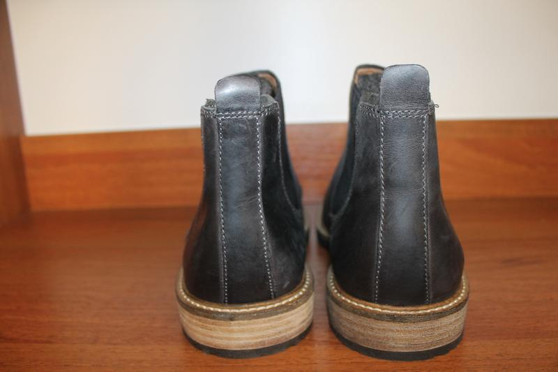 Новые ботинки ecco оригинал - Фото 4