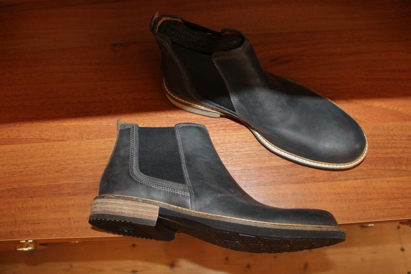 Новые ботинки ecco оригинал - Фото 7